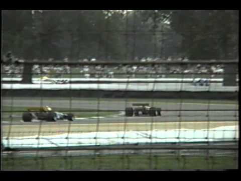Historic F1 Indy 2000