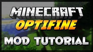 Minecraft Mod How To Install Optifine Easy Mod Install