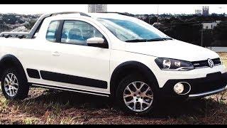Avaliação VW Saveiro Cross 2015 (Canal Top Speed)