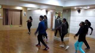 HR'S Dance School!! {song: Drama Queen} Freestyle Dancing