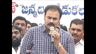 Ram Charan Birthday Celebrations at Chiranjeevi Blood Bank