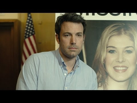 Gone Girl Trailer Official - Ben Affleck