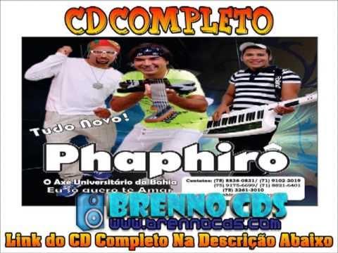 Phaphirô - Tudo Novo - Promocional de Maio 2013