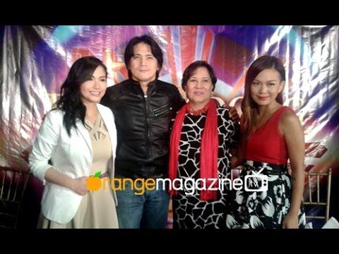 Talentadong Pinoy 2014 Presscon with Robin Padilla, Mariel Rodriguez and Tuesday Vargas