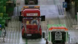 LEGO Eisenbahn von der LEmobilGO GmbH auf der Modellbaumesse Kassel 2015