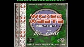 Official Wicked Waiata Old Skool Mix Volume One