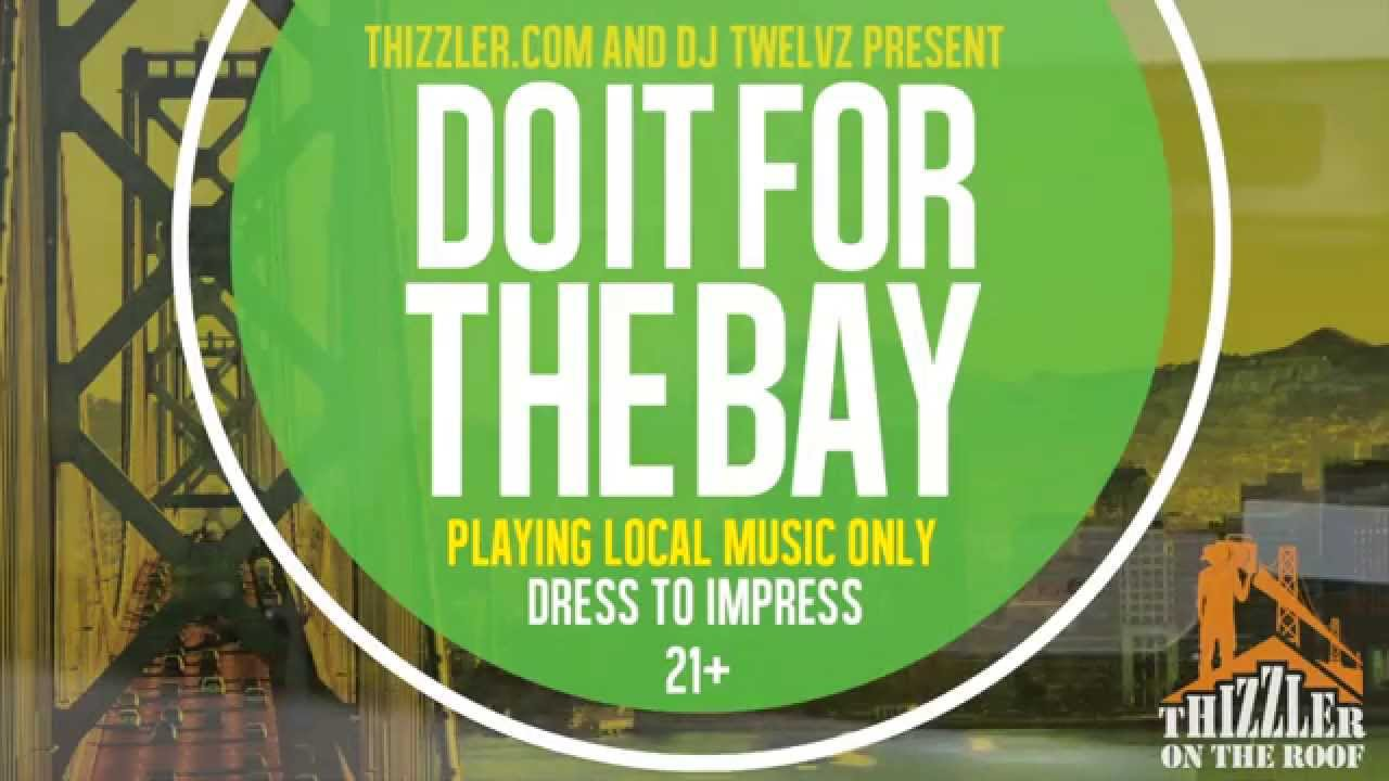 TOMORROW! #DoItForTheBay w/ Erk Tha Jerk & Kool John (Trailer)