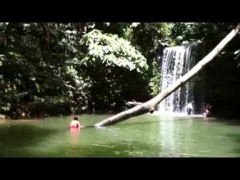 IAN BILLINGS AND CHRIS WHITE Chuckle in the Jungle Brunei 2013