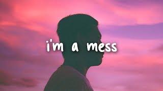 bebe rexha - i'm a mess // lyrics