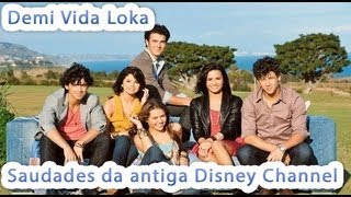 Saudades Da Antiga Disney Channel