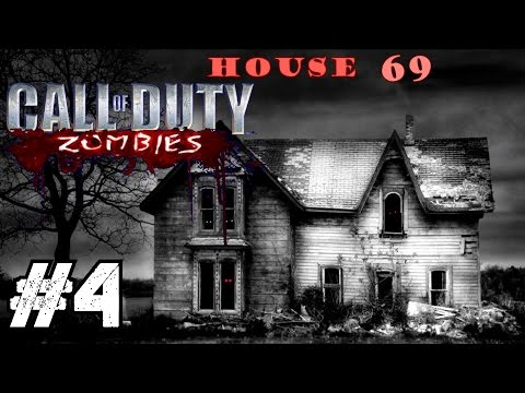 House 69 Ep.4 - Call of Duty Zombies | Custom Zombie Maps (CoD Zombies)