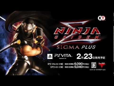 Новый трейлер Ninja Gaiden Sigma Plus
