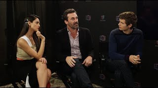 Interview with Baby Driver's cast and director