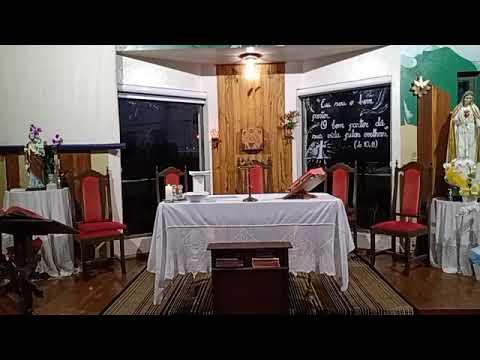 Santa Missa | 28.04.2021 | Quarta-feira | Padre Robson Antônio | ANSPAZ