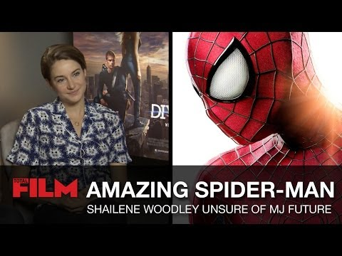 Shailene Woodley unsure she wants to be in The Amazing Spider-Man 3