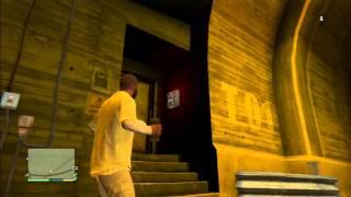 GTA 5 : L'entrée Secrète Du Mont Chiliad! Easter Egg PS3