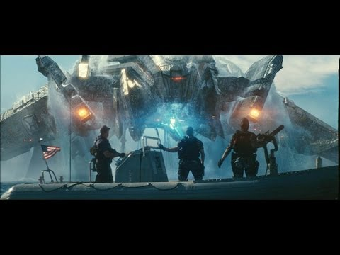 The Battleship VFX breakdowns