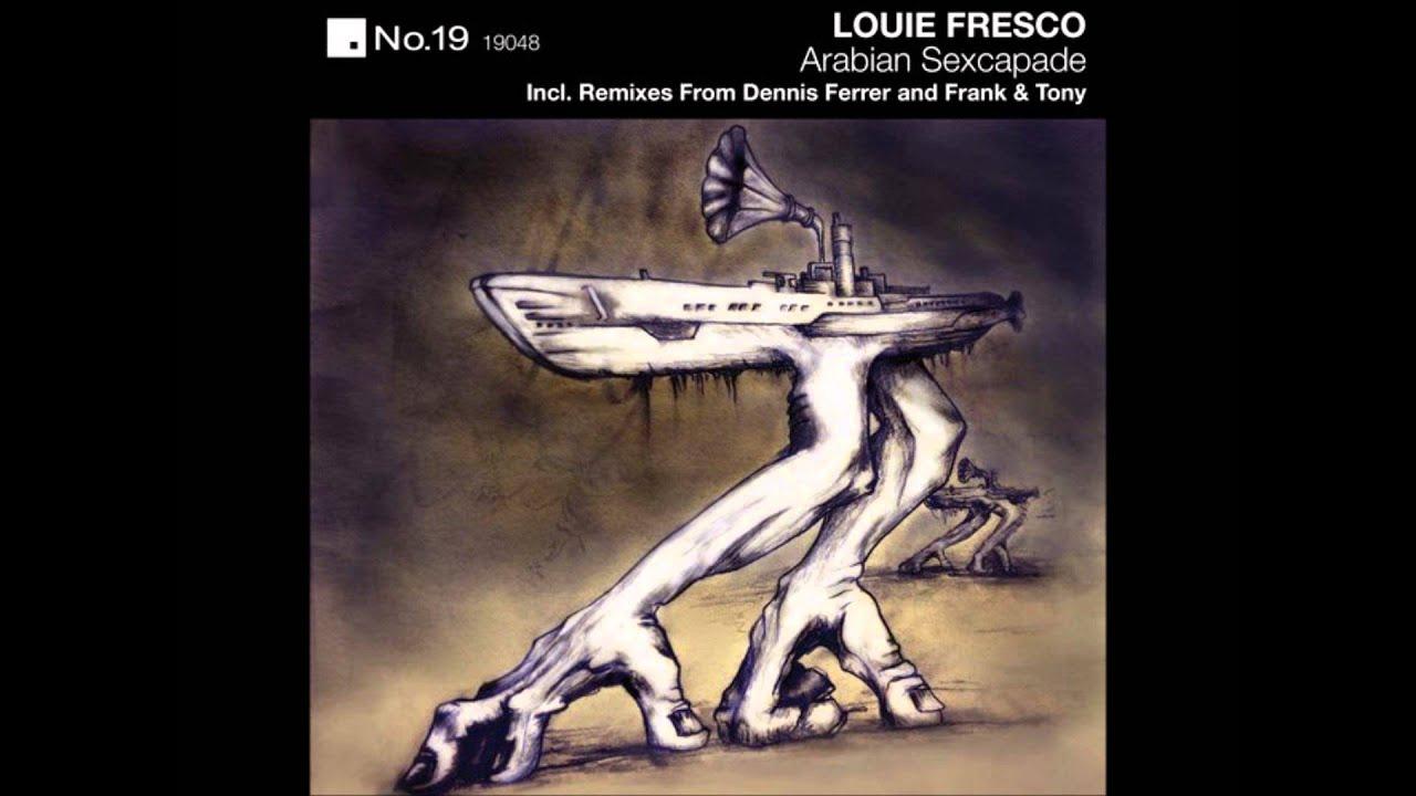 Louie Fresco Arabian Sexcapade