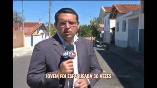 Gr�vida � atacada pelo ex-companheiro com canivete no Sul de Minas