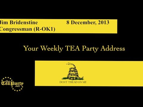 Banishing the IRS: National Weekly Tea Party Address