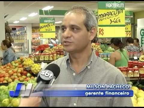 Setor supermercadista cresce em Uberlândia