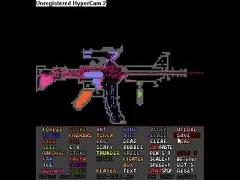 Powder game gun colt m4a1 carbine youtube