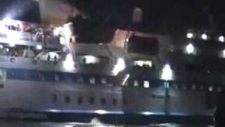 Footage from the Mavi Marmara Including Injured Soldiers and Items Found On Board