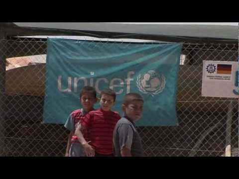 A Minute on Syria: Syrian Refugees Need Our Help