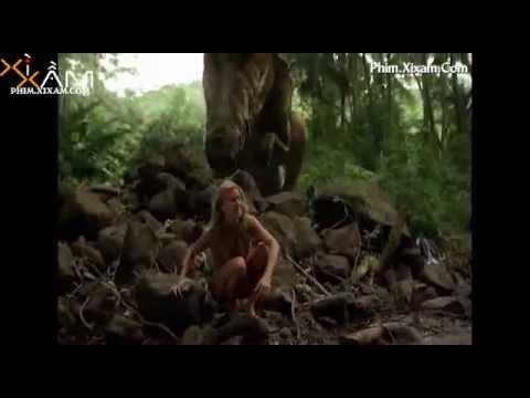 Phim kinh dị - Khủng long xổng chuồng