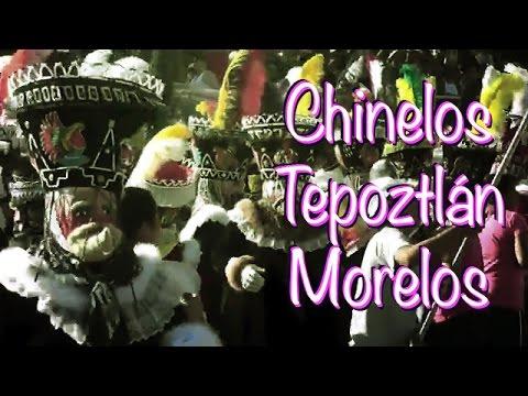Chinelos Carnaval Tepoztlán 2013 Brinco del Chinelo versión extendida [Full HD]