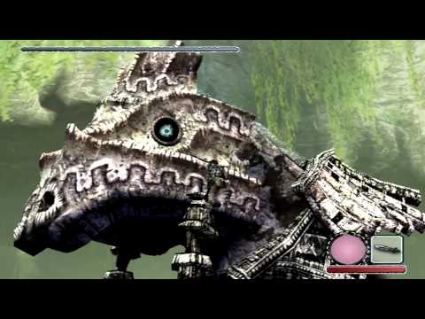 Shadow of the Colossus: Walkthrough - Part 3 [Colossus 4] - Phaedra (SotC Gameplay/Commentary) [PS3]