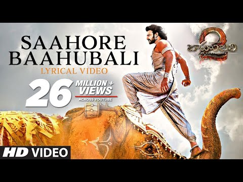 Saahore-Baahubali-Full-Song-With-Lyrics