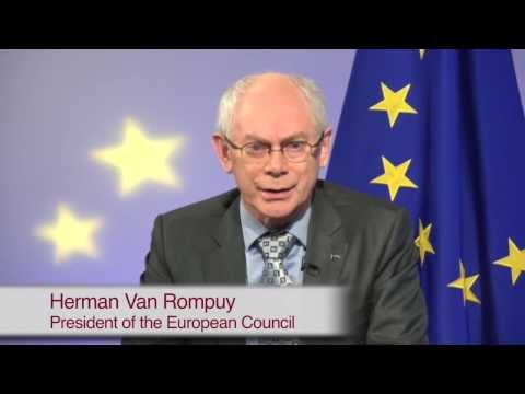 RE Day 2013 - Herman Van Rompuy Video Address
