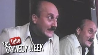 Anupam Kher Comedy Scenes - Shola Aur Shabnam