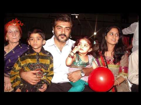 Ajith & Shalini Expecting 2nd Child - Congratulations