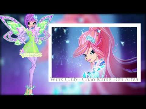 Winx công chúa phép thuật phần 7 Tập 14 - Sức mạnh Tynix - Biến Hình VIETNAMESE
