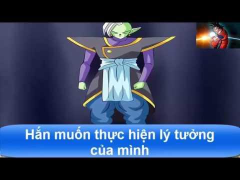 Bảy viên ngọc rồng siêu cấp tập 65  Goku cầu cứu Zeno Sama