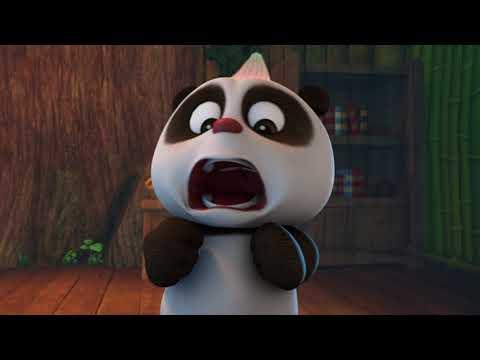 Krtko a Panda 17 - Nezvaný hostia