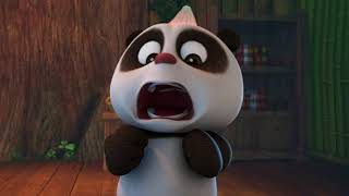 Krtek a Panda 17 - Nezvaní hosté
