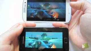 Comparativa Samsung Galaxy S3 Vs Galaxy S2 Faqsandroid