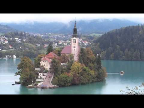Bled In Your Pocket - Bled, Slovenia Highlights, http://bled.inyourpocket.com Bled In Your Pocket editor Will Dunn tours Bled Lake and Bled Castle. The crystal-clear lake has an island crowned by the 55-met...