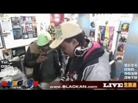 DJ SAMMY BEE end-of-year reggae session on BLACKAN Radio Japan!