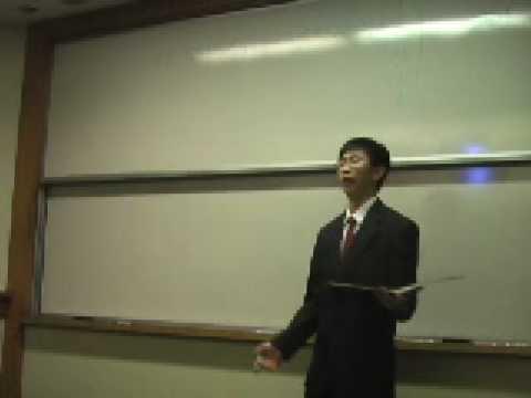 Третья, четвертая и шестая лекции