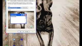 Video Aula:Ensinando Como Colocar Imagem No Papel De