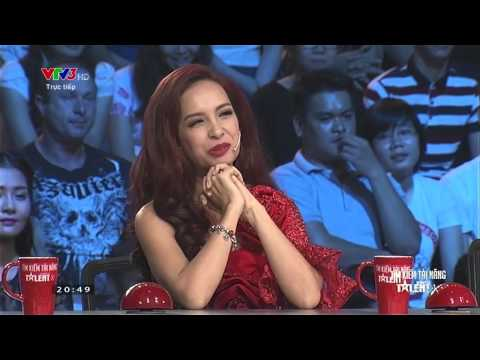 Vietnam's Got Talent 2014: Vòng bán kết 1 FULL - 30/11/2014 [FULL HD]