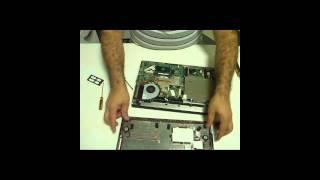 Desmontando Notebook STI IS 1423G Part 1