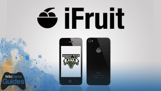 Grand Theft Auto 5 IFruit App First Look IPhone IPad