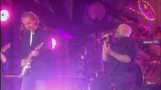 Genesis When In Rome 2007 / Hold On My Heart