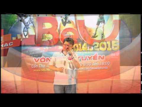 Honda BeU 2014 -  Sơ tuyển Cần Thơ -  3010  - Lê Văn Cảnh - Vô cùng