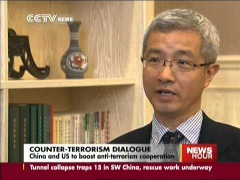 China and US meet on anti-terrorism cooperation